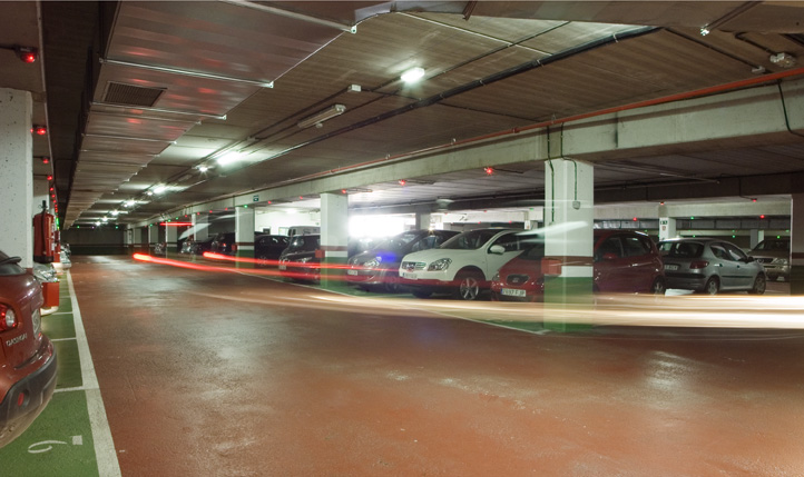 Parking La Gesta